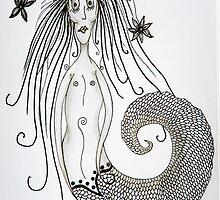 Mermaid Bride by MelDesign