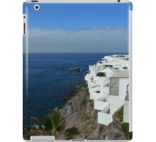 With Sea View iPad Case/Skin