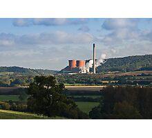 Ironbridge Power Station Photographic Print