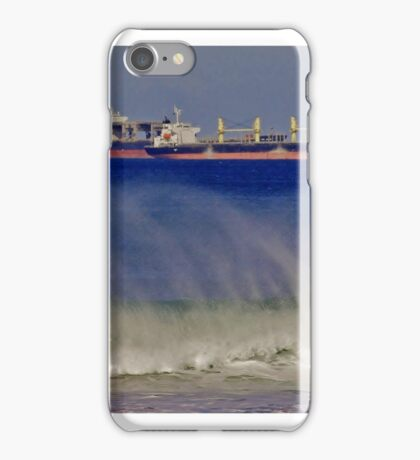 Narrawong Beach Ships iPhone Case/Skin