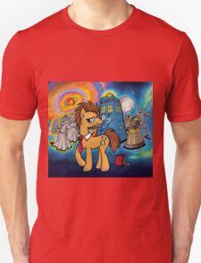 Doctor Whooves - Galaxy T-Shirt