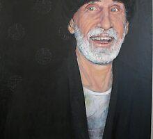 Portrait of Melbournian by Glenda Jones