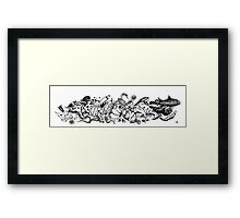 Evolution I Framed Print