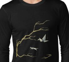Birds in Trees Long Sleeve T-Shirt