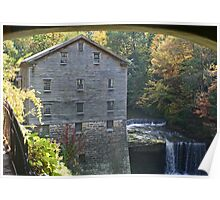 Down By the Old Mill Stream Poster