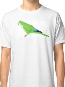 Green parrot  Classic T-Shirt