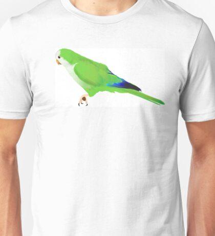 Green parrot  Unisex T-Shirt
