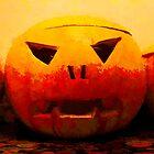 Mr. Pumpkin by Ryan Davison Crisp