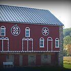 Pennsylvania Dutch Barn by ctgponies