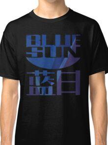 Firefly Serenity Blue Sun Logo Classic T-Shirt