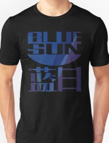 Firefly Serenity Blue Sun Logo T-Shirt