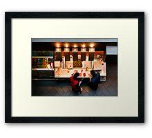 The Art of Sushi Framed Print