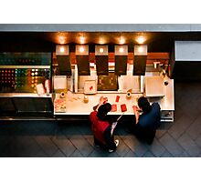 The Art of Sushi Photographic Print