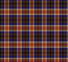 02875 Yolo County, California Tartan  by Detnecs2013