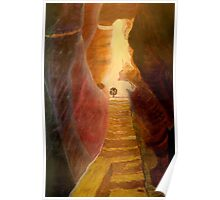 Stairways to heaven Poster