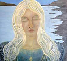 Aphrodite of the sea by RafelAthens