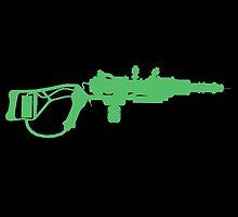 Fallout Weapon - Plasma Rifle (No Label) by HeySteve