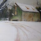 House in the Country from A Wyeth by Jsimone