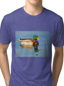 Duck Tri-blend T-Shirt