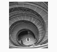 The Bramante Staircase In The Vatican Museum In Rome Unisex T-Shirt