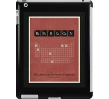 Chemistry of A Republican iPad Case/Skin