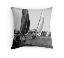 classical boat race 2010 (1) Throw Pillow