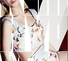 Girls' Generation (SNSD) Kim Hyoyeon 'Lion Heart' by ikpopstore