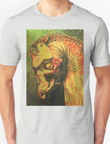 Ancient Persian Horse Head T-Shirt