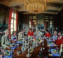Eating room  Dior, France by yoshiaki nagashima