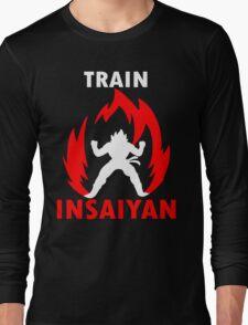 Train Insaiyan V Long Sleeve T-Shirt
