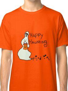 Happy Haunting Classic T-Shirt