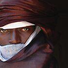 Tuareg tribesman by Valentina Silva