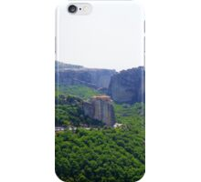 Between The Mountains iPhone Case/Skin