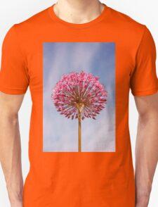 Summer Flower Echinops T-Shirt