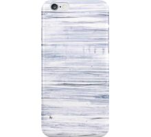 tape 1 blank iPhone Case/Skin