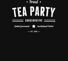 Tea Party Conservative Unisex T-Shirt