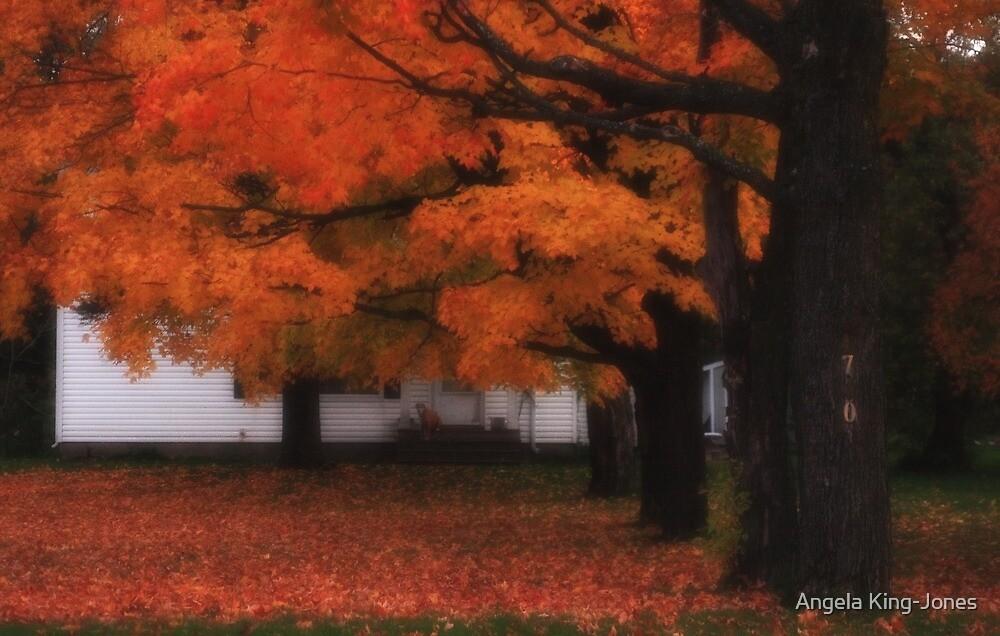 Small town America by Angela King-Jones