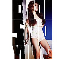 Girls' Generation (SNSD) Choi Sooyoung 'Lion Heart' Photographic Print