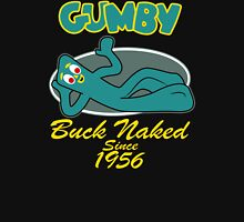 Gumby Buck Naked Unisex T-Shirt