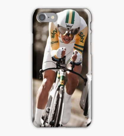 Richie Porte -  Australian Champion iPhone Case/Skin