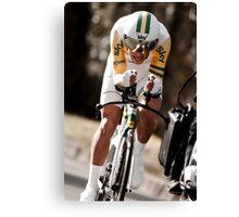 Richie Porte -  Australian Champion Canvas Print