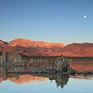 Mono Lake Sunrise by Anne McKinnell