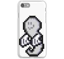 Spooky Spirits (Pixel art) iPhone Case/Skin