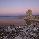 Mono Lake Sunset by Anne McKinnell