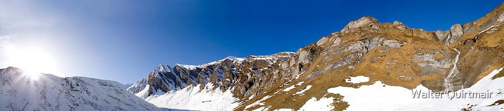 Alpine Wonderland by Walter Quirtmair
