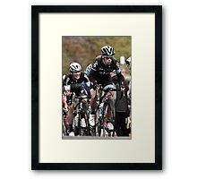 Richie Porte Framed Print