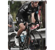 Richie Porte iPad Case/Skin