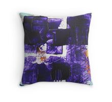 Pure Abstraction 5 Throw Pillow