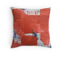 Pure Abstraction 6 Throw Pillow