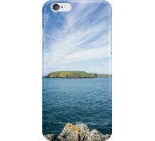 Skomer Island iPhone Case/Skin
